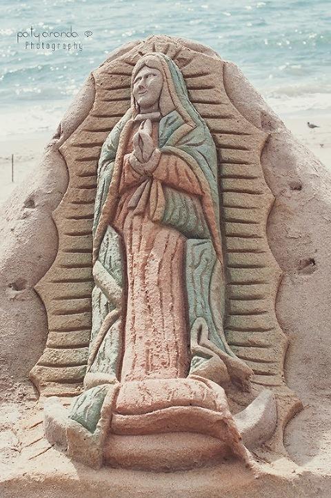 Datos inexplicables sobre la Virgen