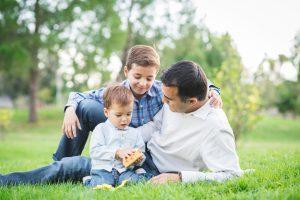sesión de familia al aire libre, León, Gto