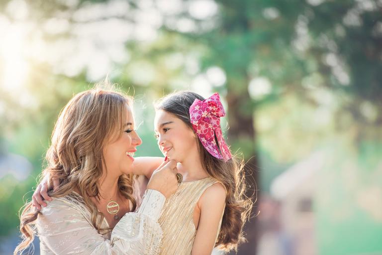 Foto de Mamá e hija en León, Gto.