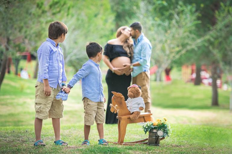 fotos de la espera de un hijo