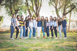 fotos de juventud, XV años en León, Gto