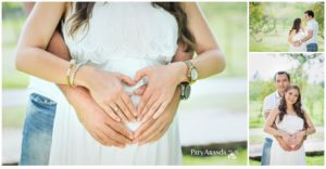 Paty Aranda Photography sesión de fotos maternidad en León, Gto.