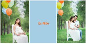 sesión de embarazo con globos en León, Gto. Paty Aranda Photography