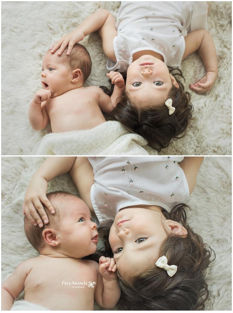 Sesión de fotos bebé
