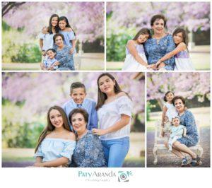 Fotos de nietos abrazando a la abuelita