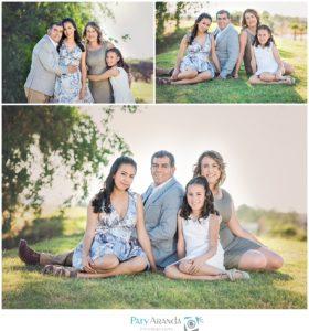 sesión de fotos de familia tomada en León ,Gto.