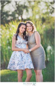 sesión de fotos de madre e hija en León, Gto.