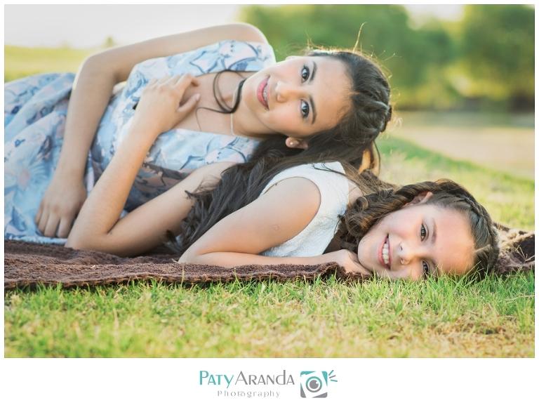 Fotografía de hermanas en León, Gto.