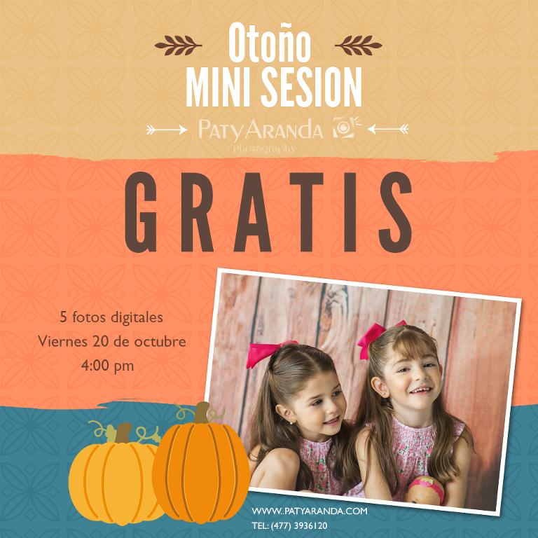 Fotografía de niños y familias en León, Gto.