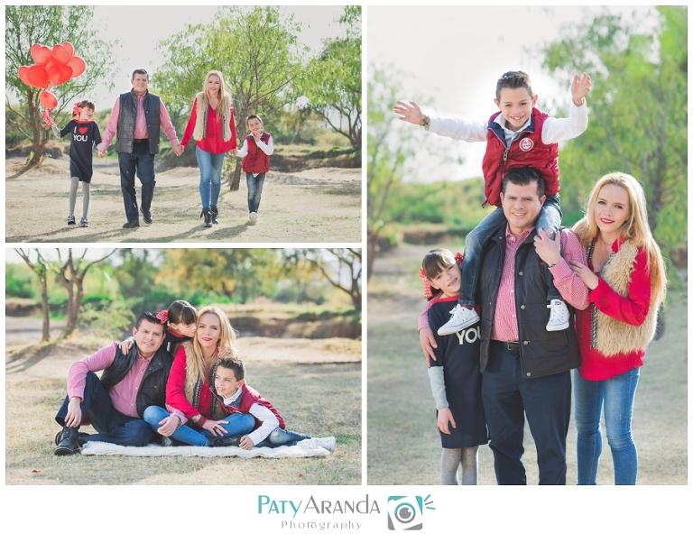 Fotografía de familia en León, Gto.