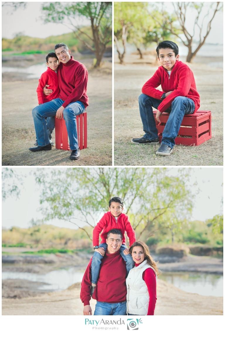Sesión de fotos de padre e hijo en León, Gto.