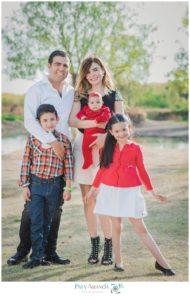 Fotografía de familia en León,Gto