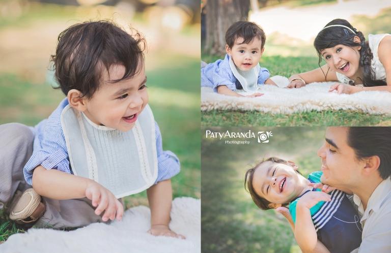 Fotógrafo profesional de niños y familias en León, Gto.