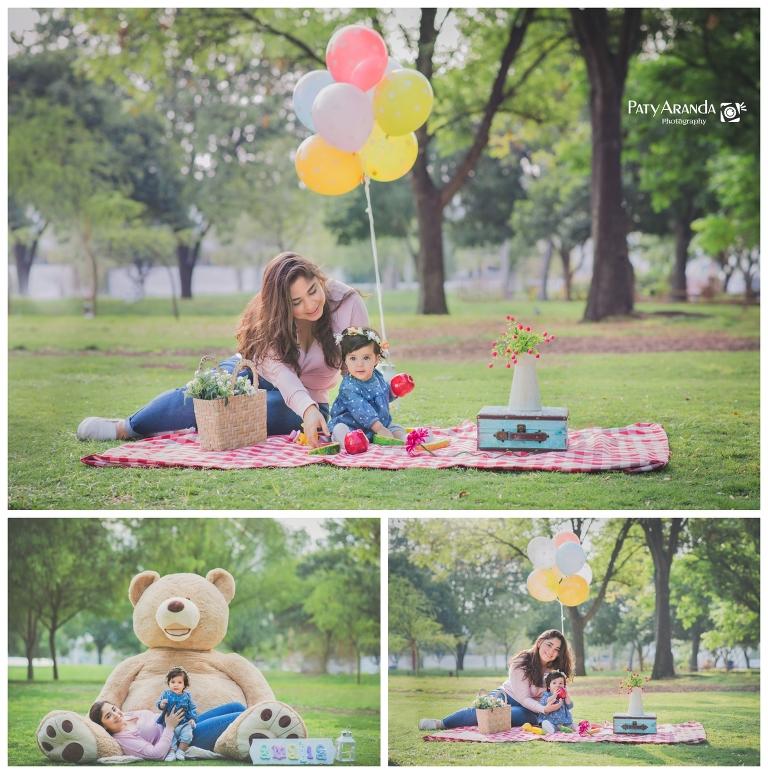Sesión fotográfica de 6 meses en León, Gto. Fotografía de niños y familias.