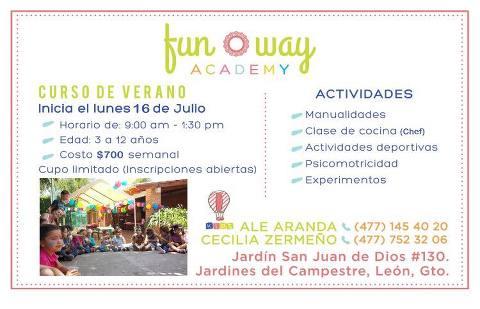 cursos de verano en León, Gto.