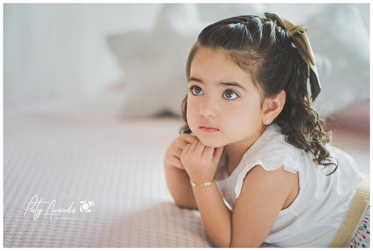 Foto de niña en León, Gto.