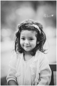 Sesión de fotos niña dos años en León, Gto.