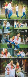 Fotografías divertidas de familia en León, Gto.