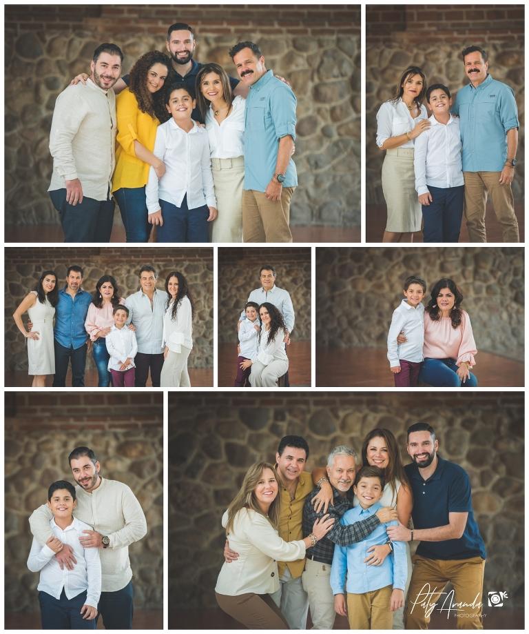 Sesión de fotos primera comunión