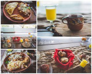 comida en Tapalpa Jalisco