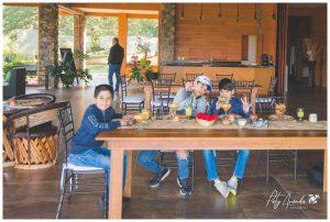 Desayuno en Tapalpa Jalisco